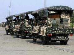 Nigeria Army in Baga%B%D